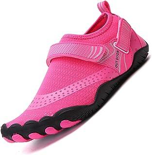 Ikeyo Chaussure Aquatique Homme Femme Chaussures de Plage Natation Surf Yoga Chaussures de Bain Aquatique Chaussures Sécha...
