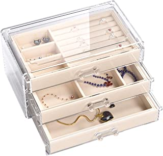 jewelry organizers for dresser drawers