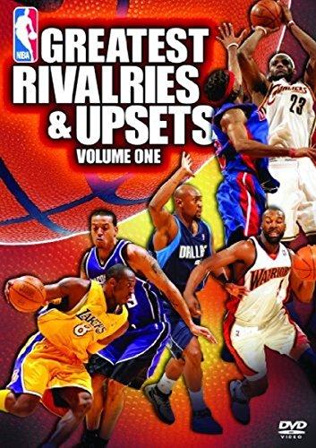 NBA - Die größten Rivalitäten und Überraschungssiege 1 [Alemania] [DVD]