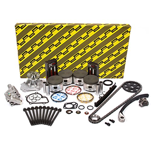 Evergreen OK3005SM/0/0/0 Fits 80-90 Nissan 240SX 2.4L SOHC 12V Master Overhaul Engine Rebuild Kit