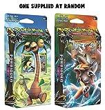 Pokémon POK81427 Sun and Moon 6: Cubierta con temática de luz prohibida, 1 al Azar