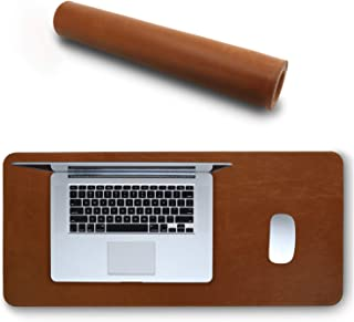 Londo Leather Extended Mousepad, Light Brown