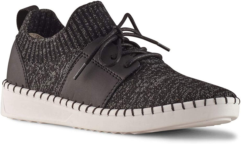 Cougar Women's Ciscoe Sneakers in Black Grey
