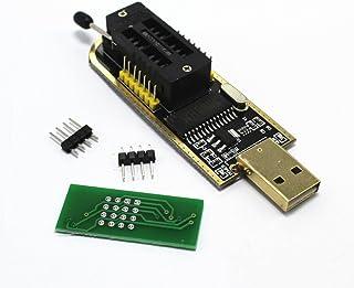 zmart ROMライター CH341A 24 25シリーズ EEPROM フラッシュ BIOS USB プログラマ