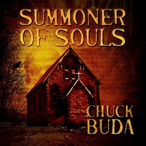 Summoner of Souls audiobook cover art