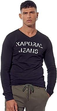Kaporal - T-Shirt Slim Homme avec imprimé réfléchissant Jeans - Dalbo - Homme