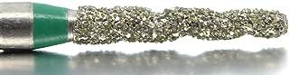 PreHCP 100pcs Diamond burs FG TF-20CR