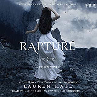 Rapture: Fallen, Book 4 cover art