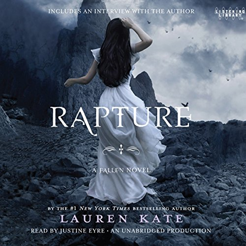 Couverture de Rapture: Fallen, Book 4