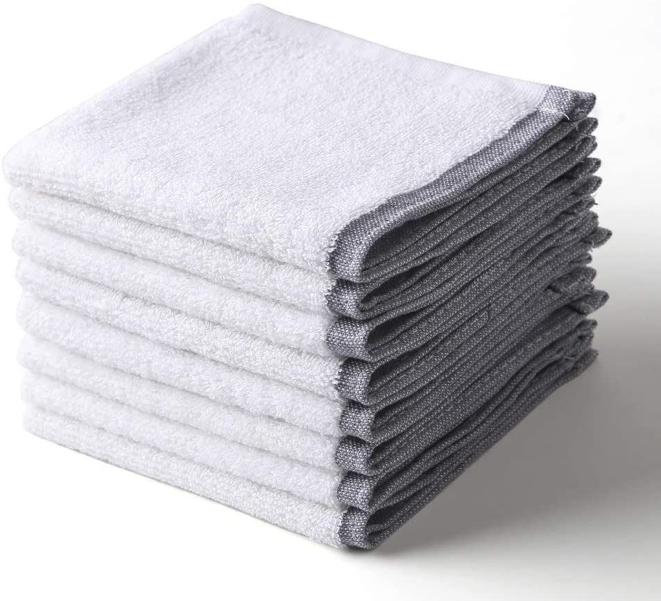 Wenzhi Kitchen Dish Cloths for Washing Dishes Terry Abso Cotton 2021 autumn and Max 63% OFF winter new