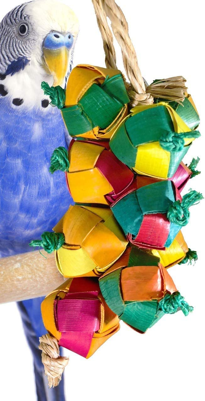 Bonka Bird Toys 03303 Tiny Grape Craft Parrot Popular product Cluster gift cage Cages