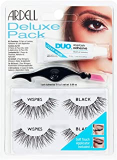 Ardell Wispies Black Deluxe Pack