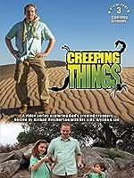 Creeping Things Vol.3 California Creepers