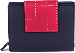 Eastern Counties Leather Womens/Ladies Diva Quilted Tab Purse