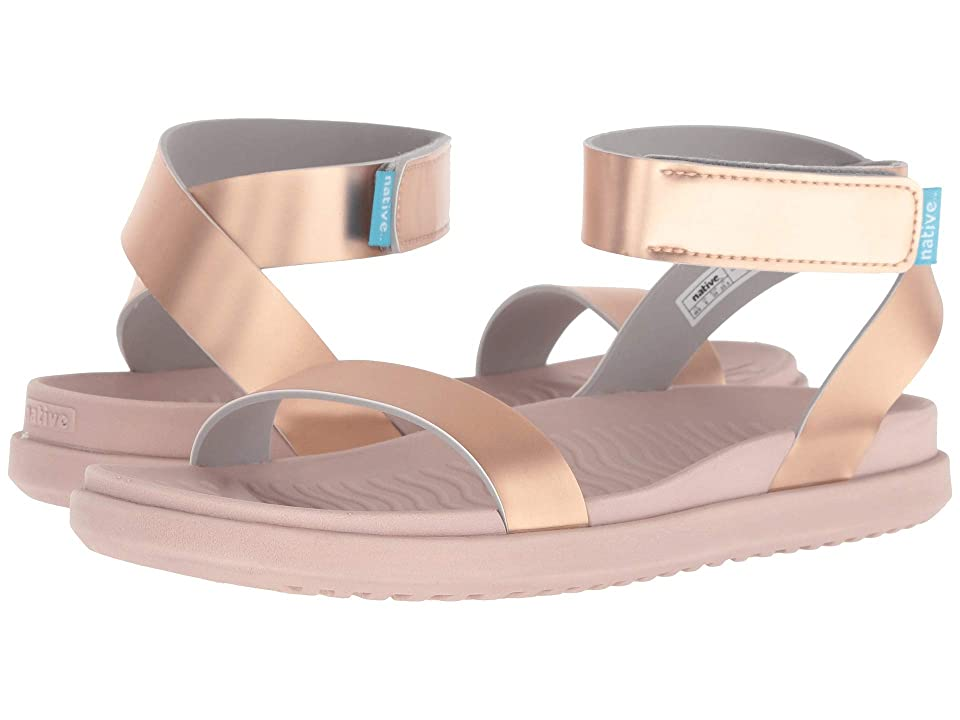 Native Shoes Juliet (Chameleon Metallic/Chameleon Pink) Women