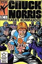 Chuck Norris #1 VF/NM ; Marvel Star comic book