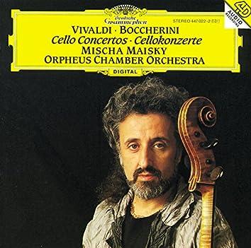 Vivaldi / Boccherini: Cello Concertos
