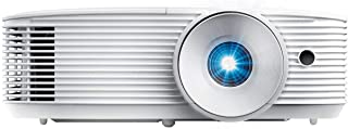 Optoma EH335 1080p DLP Professional Projector   Bright 3,600 Lumens   Business Presentations & Classrooms   Network Contro...