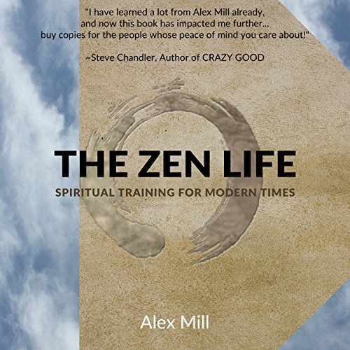 The Zen Life audiobook cover art