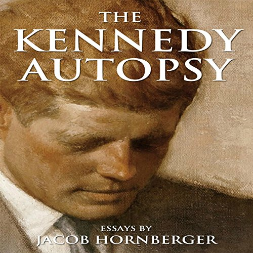 The Kennedy Autopsy audiobook cover art