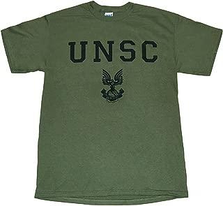 Halo UNSC Bold Logo T-Shirt