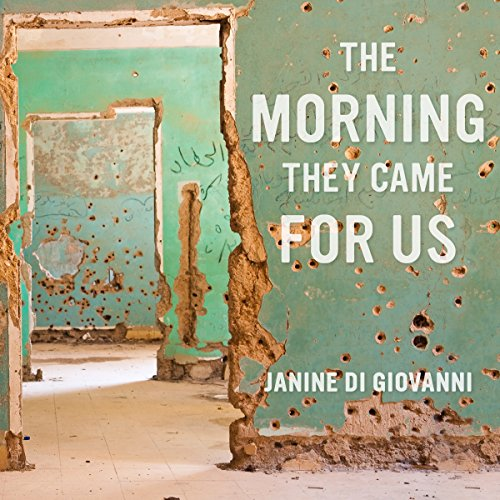 The Morning They Came for Us audiobook cover art