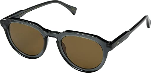 Slate/Vibrant Brown Polarized