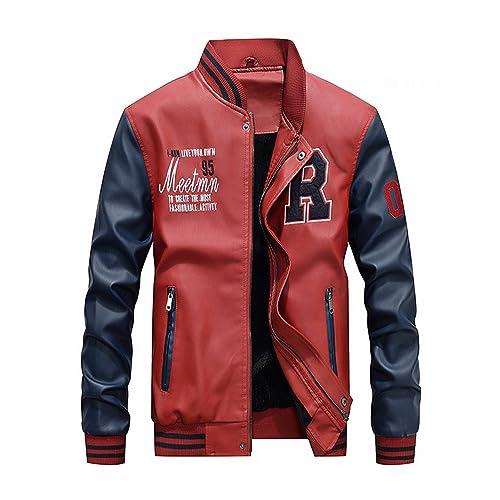 c566534d2 Baseball Jackets: Amazon.co.uk