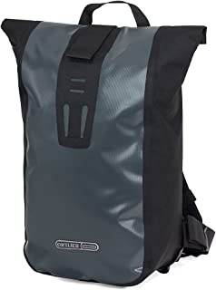 Ortlieb Velocity Grey-Black Backpack 2016