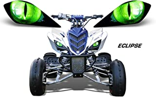 atv headlight graphics