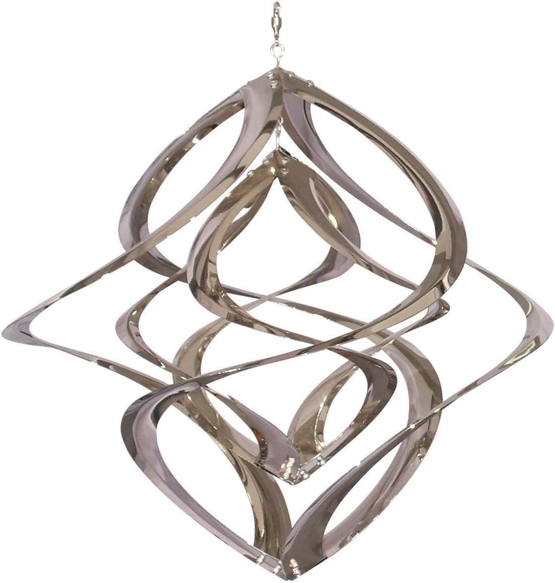 Red Carpet Studios Ranking TOP5 Cosmix Chrome Small Wind Sculpture Double In a popularity