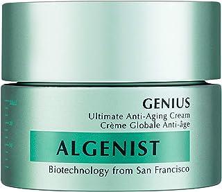 Algenist GENIUS Ultimate Anti-Aging Cream - Vegan Firming & Smoothing Moisturizer with Alguronic Acid & Microalgae Oil - N...