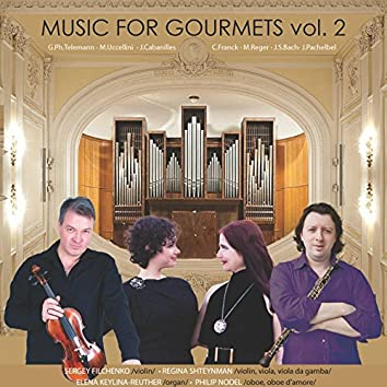 Music for Gourmets, Vol. 2