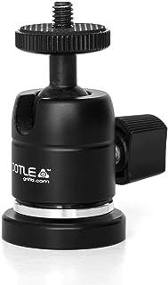 Grifiti Nootle磁気カメラスタンドはマグネット足が含まれており、Nootleミニボール雲台はNootleマウントとカメラと連携