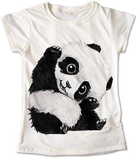 Blusa Panda Colores Playera Estampado Oso Animales 029 8f272fb2f457d