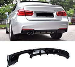 2011 bmw 328i rear bumper