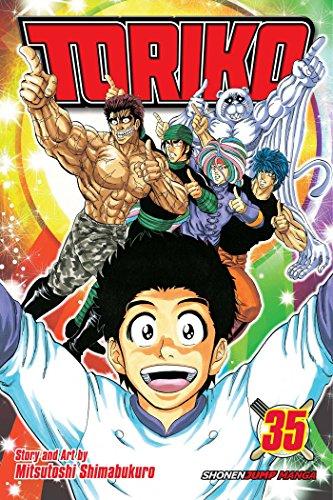 Toriko Volume 35