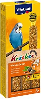 Vitakraft Crisp Fingers of Birds with Honey and Sesame, 90 g