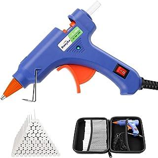 Pistola de Silicona, Dweyka Mini Pistola de Pegamento 20W,