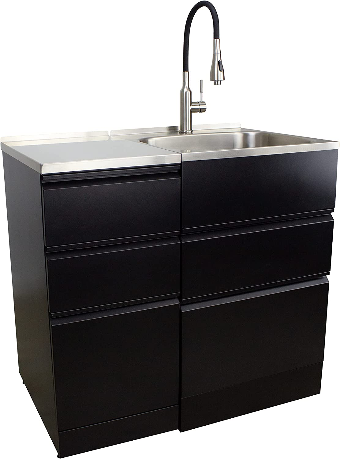 Transolid KW-2222-BB All-in-One 44.8 in. New product Metal 22 35 x Max 44% OFF