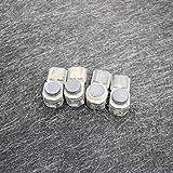 MASTER - Juego de 3 sensores de aparcamiento para parachoques trasero PDC FV 284420002R 2011