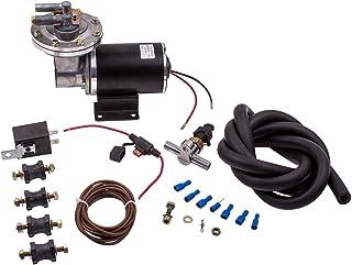 "Electric Vacuum Pump Kit for Brake Booster 12 Volt 18"" to 22"" w/Vacuum Hose"