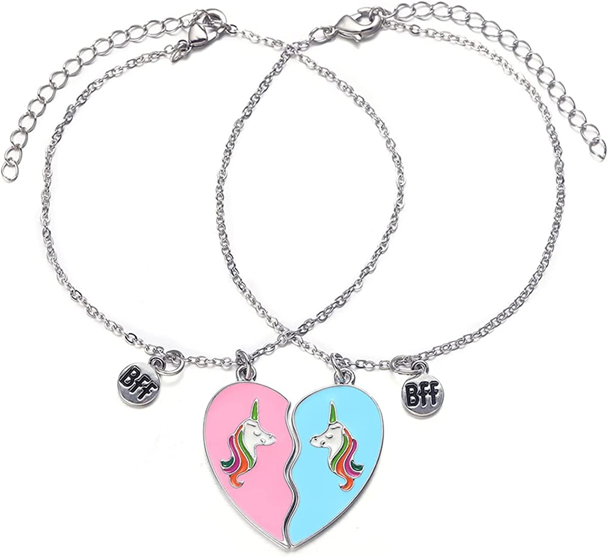 BFF Necklace 40% OFF Cheap Sale for 2 Best Jewelry Ranking TOP9 Cute Friendship Friend Llama