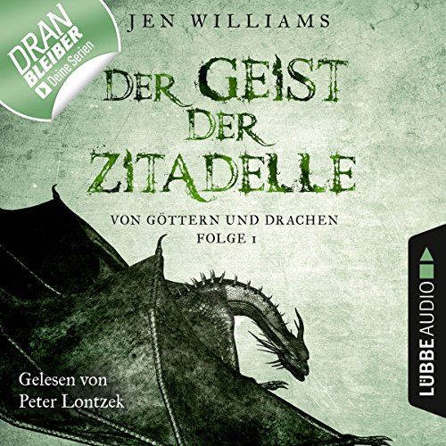 Der Geist der Zitadelle audiobook cover art