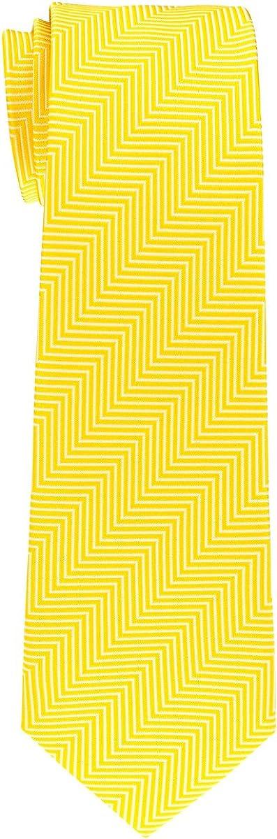 Retreez Herringbone Stripe Clearance SALE! Limited time! Woven Boy's - 8-10 Tie Max 54% OFF years