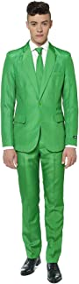 Solid Colored Suits - Includes Jacket, Pants & Tie