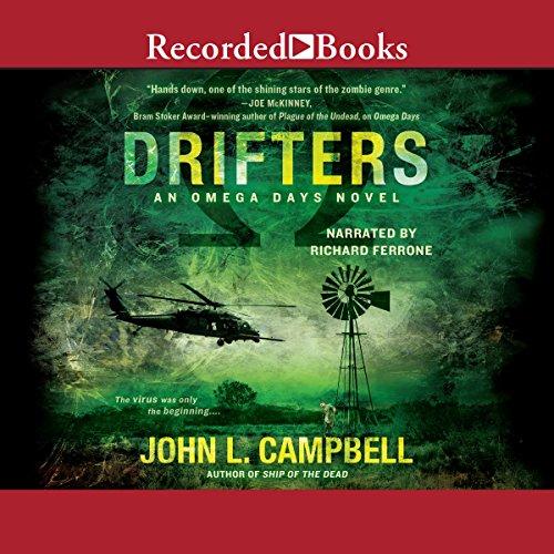 Drifters audiobook cover art