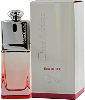 Ćhristían Díor Addict Eau Delice Eau De Toilette Spray For women 1.7 Fl. OZ./50 ml