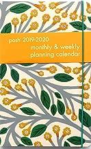 Posh: Trumpet Vines 2019-2020 Monthly/Weekly Planning Calendar