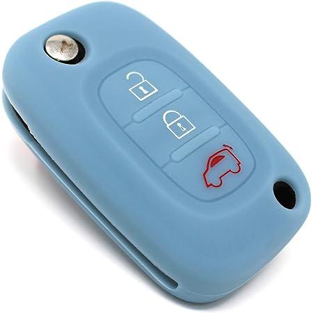 Schlüssel Hülle Peb Für 3 Tasten Autoschlüssel Silikon Elektronik